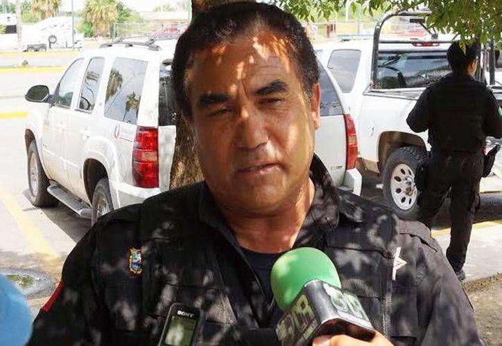 Juan Esteban Montiel Migliano, coordinador de la Policía Estatal Acreditable en Tamaulipas, acusado de violación por una subalterna. (excelsior.com.mx)