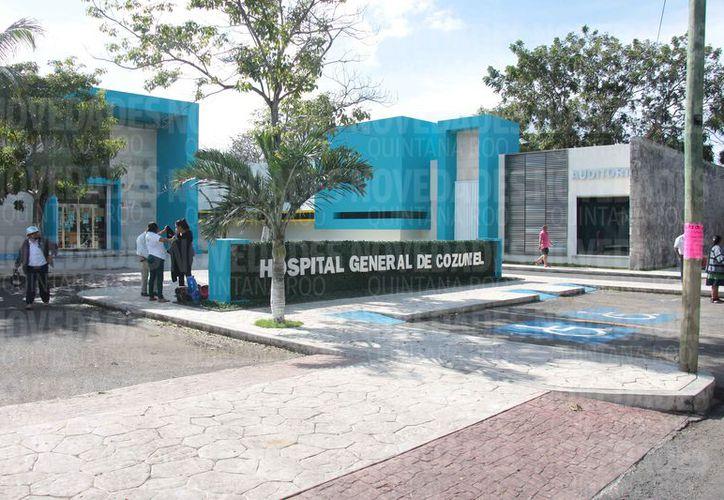 El Hospital de la Secretaría de Salud está catalogado como de segundo nivel. (Gustavo Villegas/SIPSE)