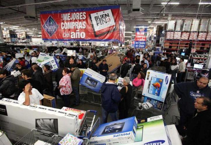 La octava edición del Buen Fin dejó resultados positivos a los comercios de Yucatán, ya que se superó la derrama económica prevista de seis mil millones de pesos.