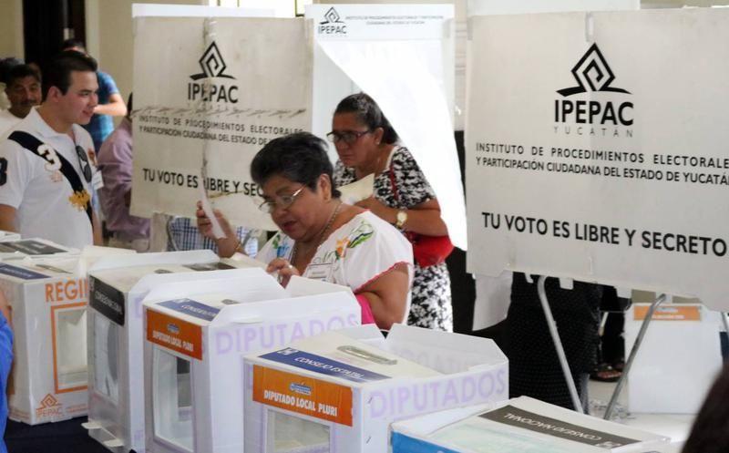 Yucatán se distingue por su alta participación ciudadana en las elecciones. (Milenio Novedades)