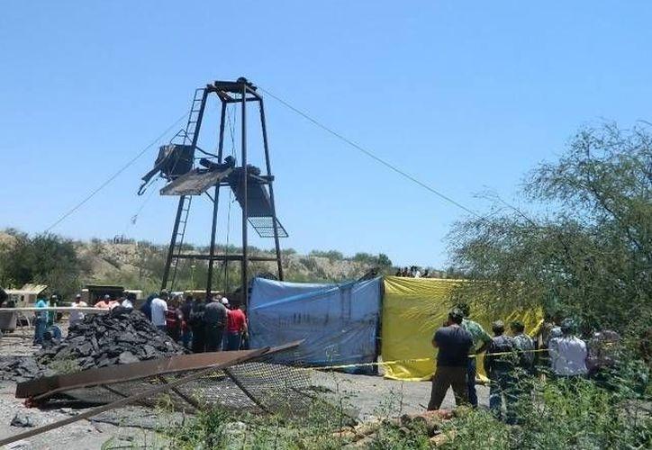 La explosión debe considerarse un crimen industrial, aseguran mineros. (Archivo/SIPSE)