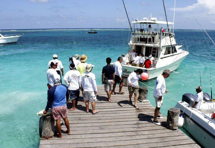 Se espera contar con 150 embarcaciones en el evento. (Archivo/SIPSE)