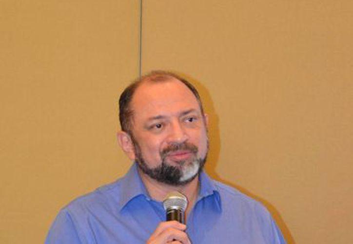 Darío Flota Ocampo dijo que falta recibir el 10% del presupuesto de 2012. (Yenny Gaona/SIPSE)