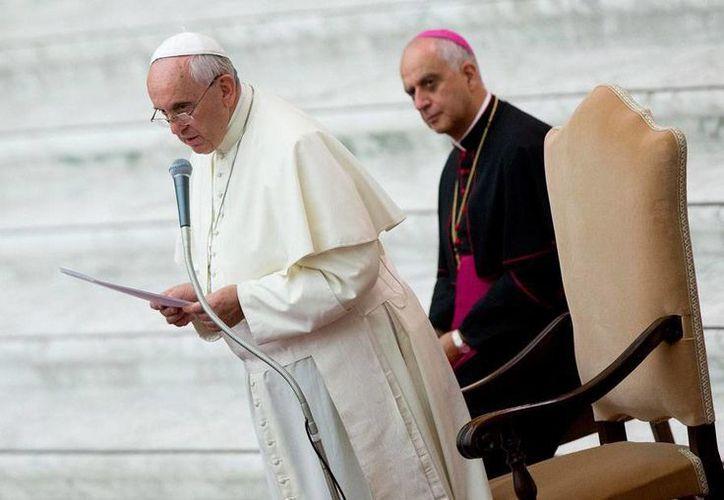 El Papa Francisco creó una comisión con la intención de proteger lo que los católicos llaman los vínculos eternos del matrimonio. La imagen es de contexto. (Archivo/Efe)