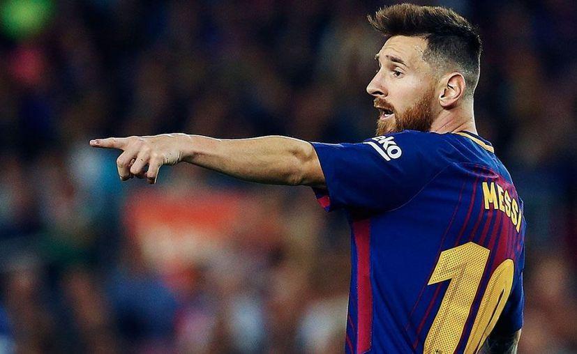 Lionel Messi anotó 50 goles en 2017. (Contexto/Internet)