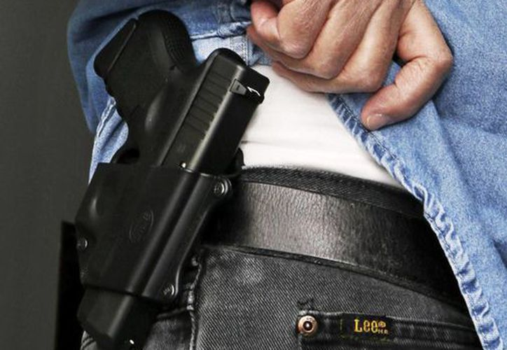 Una persona que nace en Estados Unidos tiene un riesgo 25 veces mayor de ser muerto por arma de fuego respecto de cualquier ciudadano de otro país desarrollado. Imagen de contexto. (Agencias)