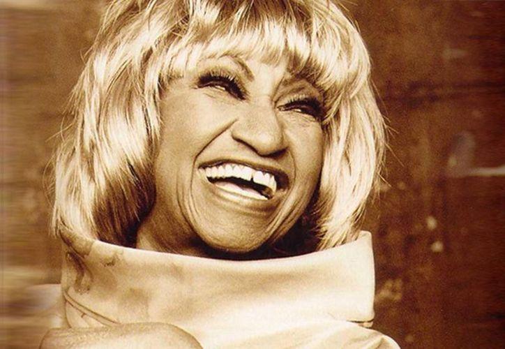 Celia Cruz falleció el 16 de julio de 2003. (Internet)