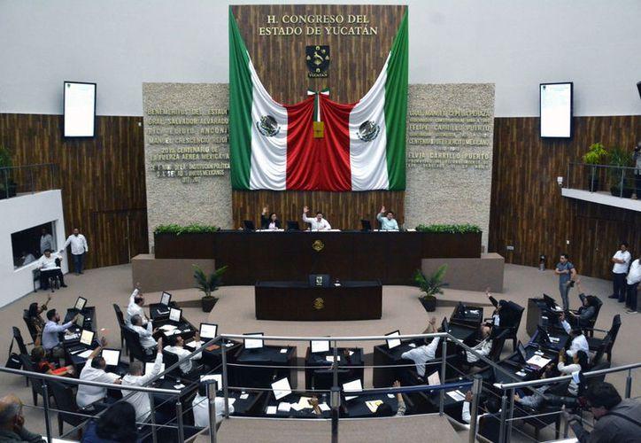 El Estado fue el últimos en recibir la minuta por una falla técnica de la Cámara de Diputados. (Novedades Yucatán)