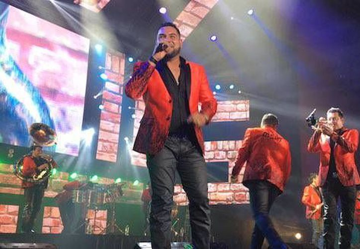 Alan Ramírez, vocalista de banda MS, fue atacado tras terminar una presentación de la agrupación en el Auditorio Nacional. (Auditorio Nacional)