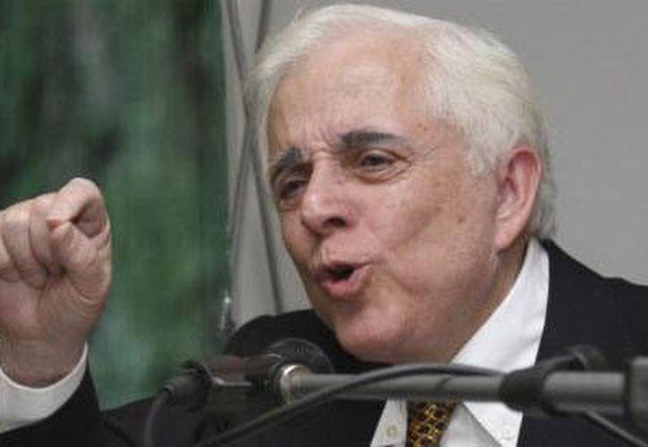 Genaro Góngora Pimentel, expresidente de la Suprema Corte de Justicia la Nación. (carmenaristegui.com)