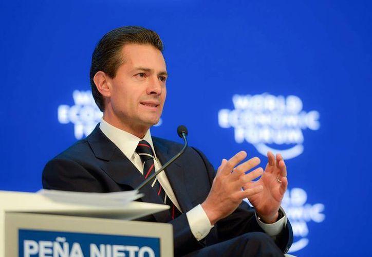 Peña Nieto asegura que son tres las reformas que han dado a México estabilidad ante las turbulencias económicas mundiales. (Facebook/Enrique Peña Nieto)