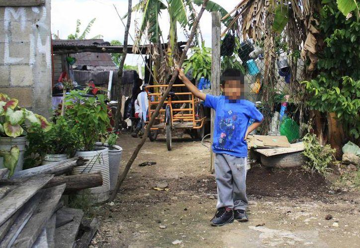 Miles de personas carecen de servicios básicos y médicos indispensables en México. (SIPSE)