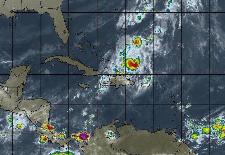 Se prevé que la temperatura máxima alcance los 31 grados centígrados en Cancún. (Intellicast)