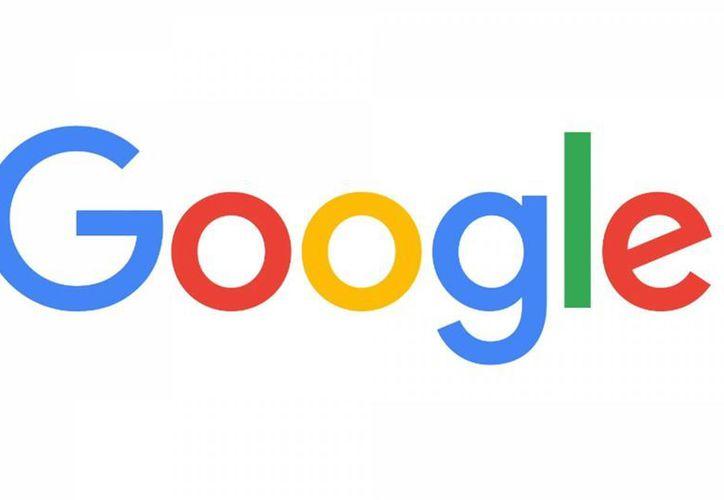 Esta imagen distribuida por Google muestra el nuevo logotipo de la compañía. Google redefinió su famoso logo en preparación a convertirse en parte del grupo empresarial de nombre Alphabet. (Google via AP)