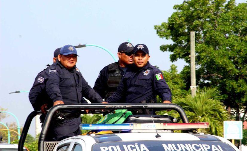 Por las situaciones cruentas que viven todos los días los elementos policíacos, deben tener atención psicológica.