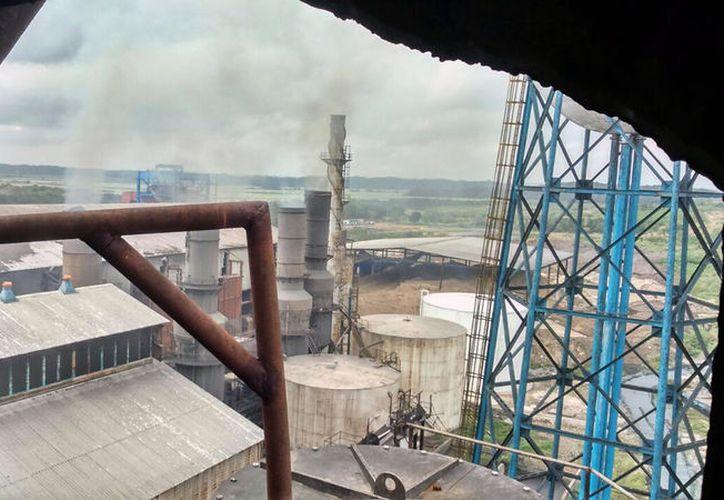 Los trabajos fueron realizados en el ingenio San Rafael de Pucté por una compañía a nivel nacional, que no los ha concluido. (Carlos Castillo/SIPSE)