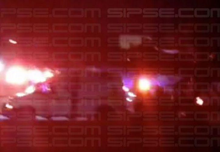 Reportan múltiples detonaciones en el Bar de Choqui, ubicado sobre avenida Kabah, esquina Leona Vicario. (SIPSE)