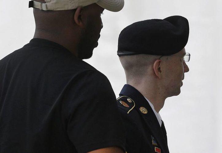 Manning ha aceptado declararse culpable de la mitad de los cargos que se le imputan. (Agencias)