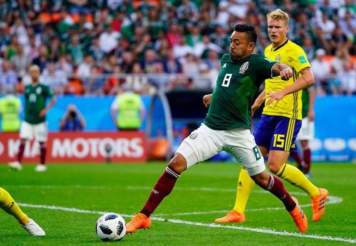 """Marco Fabián busca nuevos aires tras quedar fuera del equipo """"A"""" de Eintracht Frankfurt. (Jammedia)"""