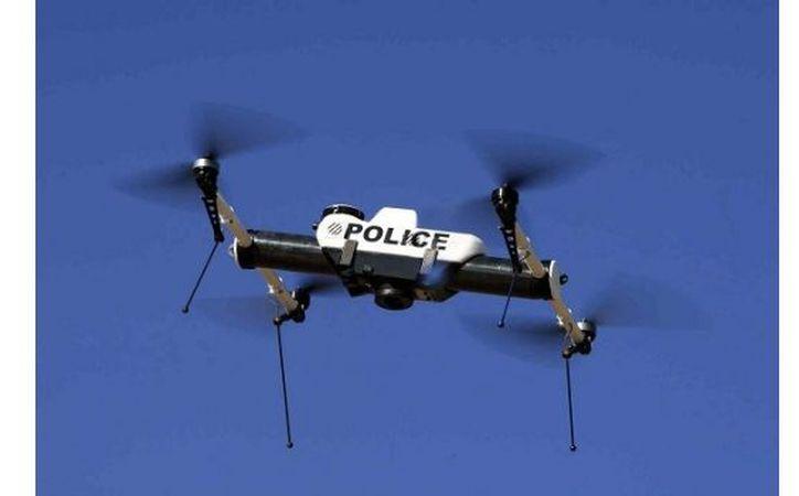 Resultado de imagen para drones policia connecticut estados unidos
