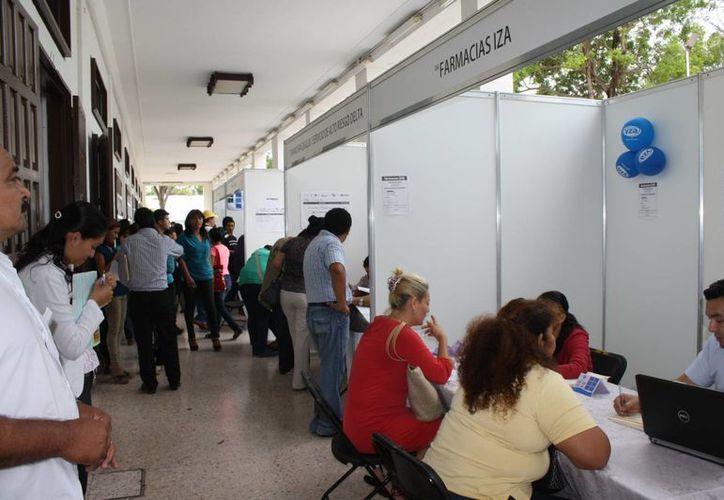 Las feria de empleo se llevará a cabo en Chetumal el 11 de marzo. (Harold Alcocer/SIPSE)