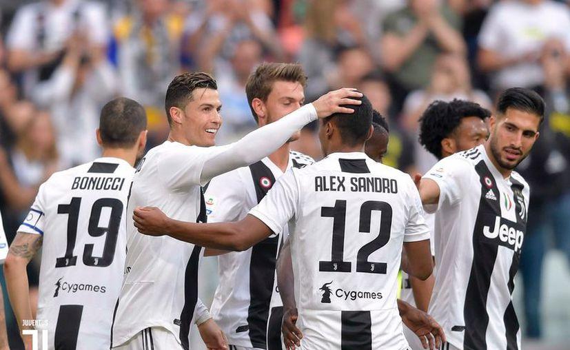 (Twitter / Juventus)