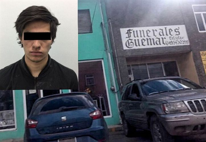 El cadáver del padre fue dejado en el municipio de Guachochi. (El Tiempo)