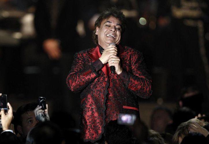 Juan Gabriel falleció a temprana hora, el pasado domingo, en Santa Mónica, California.(Matt Sayles/AP)