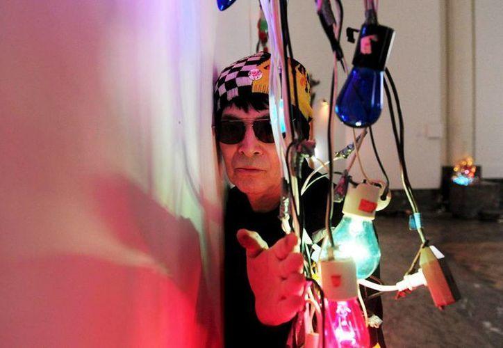 Alan Vega fue considerado como un precursor de la música punk y electrónica. Murió a la edad de 78 años. (EFE)