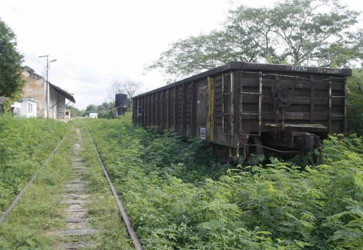 La ruta anterior atravesaba varios ejidos de las comunidades. (Archivo/SIPSE)