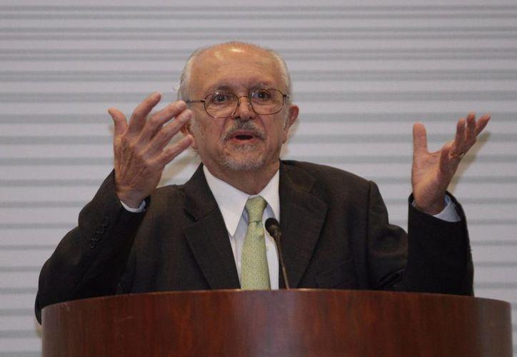 Mario Molina, Nobel de Química 1995, es candidato a consejero independiente de la CFE por cuatro años. (Archivo/Notimex)