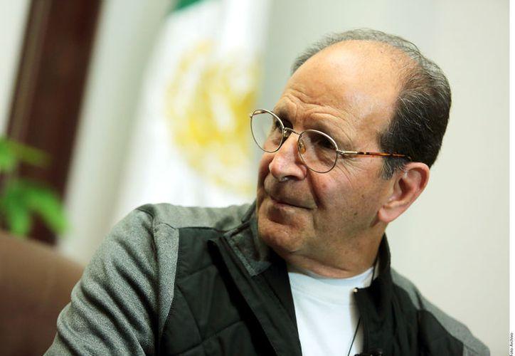 Alejandro Solalinde indicó que el crimen organizado y los traficantes de personas buscarán otras maneras de ingresar a los migrantes. (Agencia Reforma)