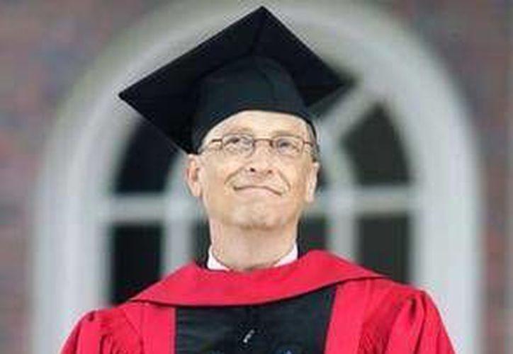 Bill Gates es uno de los famosos con Síndrome de Asperger. (Agencias)