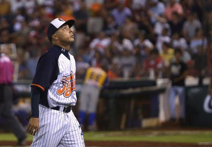 El 23 de marzo, Rivero se enfrentó en el duelo contra Piratas, en Campeche. (Redacción)