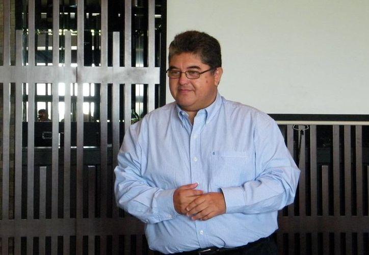 Luis Quijano Axle, presidente nacional de Asofom. (Christian Ayala/SIPSE)