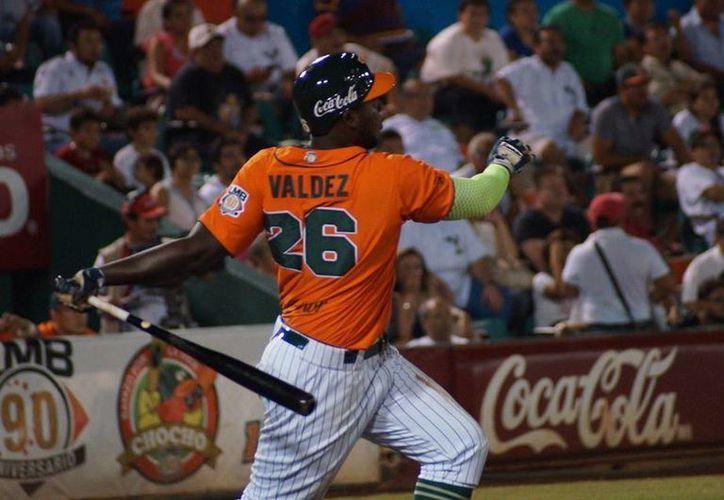 Jesús Valdez resultó ser una de las mejores contrataciones hechas por el conjunto melenudo. (SIPSE)
