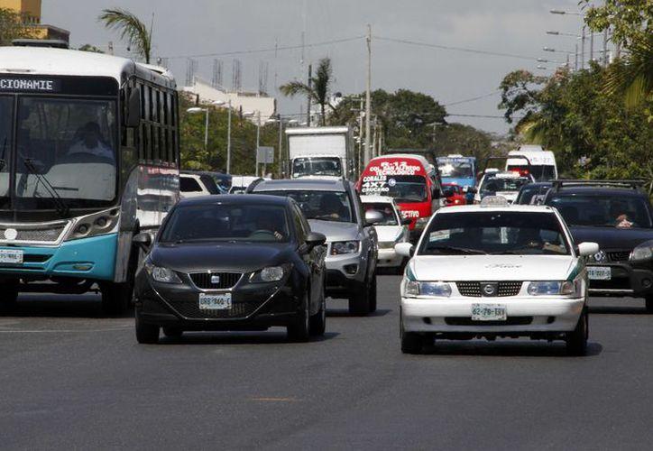 Las quejas más frecuentes que llegaron a la dirección es sobre el transporte público de Puerto Juárez. (Luis Soto/ SIPSE)