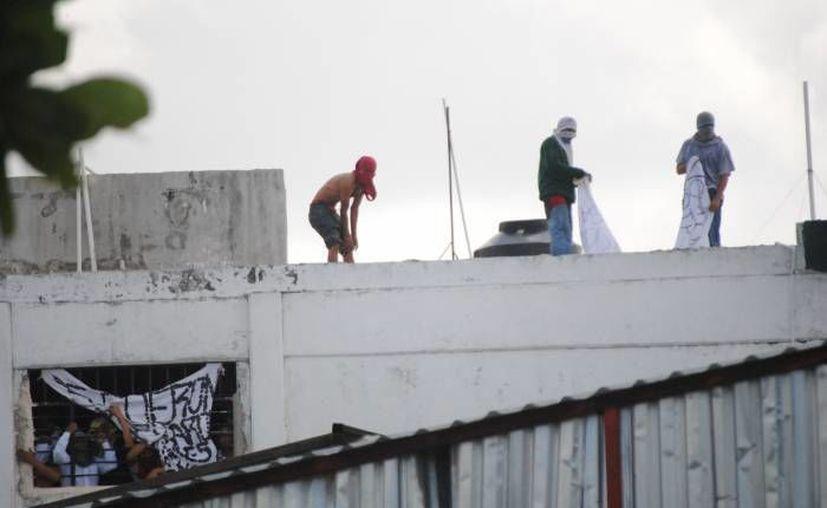 Luego del motín de reos del pasado martes, los cuatro juzgados penales de Cancún regresarán al edificio en el que se ubicaban antes, en el centro de la ciudad.  (Archivo/SIPSE)
