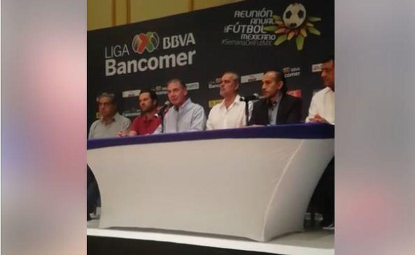 El representante del club, señaló que el Atlante tiene el suficiente capital. (Foto:  Redacción)