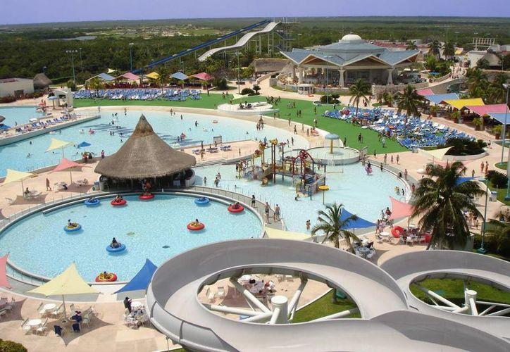 El parque registra 250 mil visitantes anualmente. (Redacción/SIPSE)