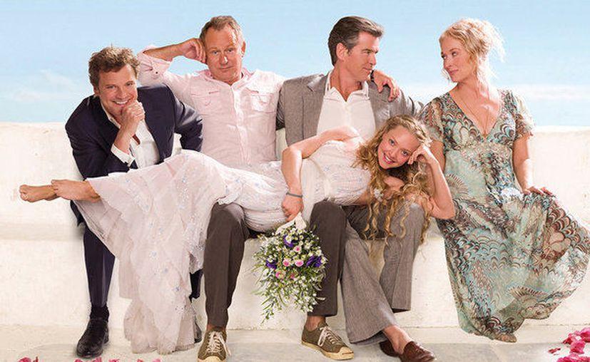 """Actualmente """"Mamma Mia!"""", la obra teatral, se presenta en el Teatro Japonés por segundo año consecutivo. (Contexto)"""