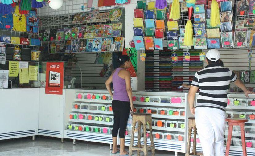 """Profeco verificará a comercios que participen en """"El Buen Fin"""" en Playa del Carmen. (Alida Martínez/SIPSE)"""