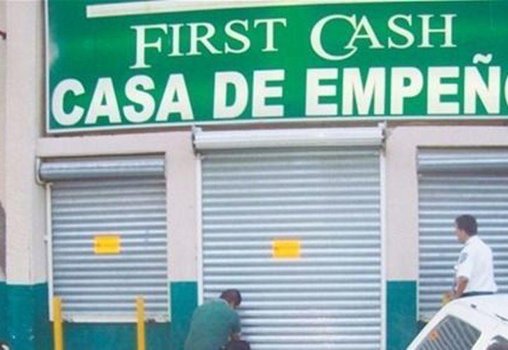 La operación de una casa de empeño sin la inscripción en el Registro de Casas de Empeño se considerará como infracción. (Archivo Notimex)