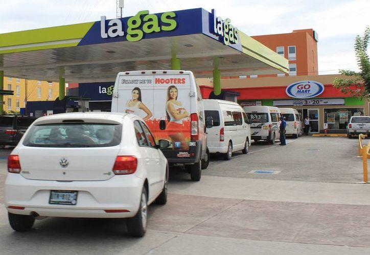 La Gas es una de las empresas que ofrece promociones. (Luis Soto/SIPSE)