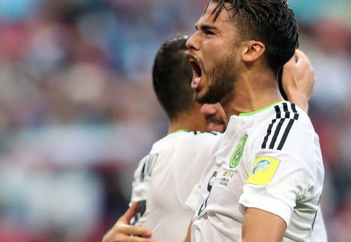 El futuro profesional del futbolista Diego Reyes está por decidirse. (Vanguardia MX)