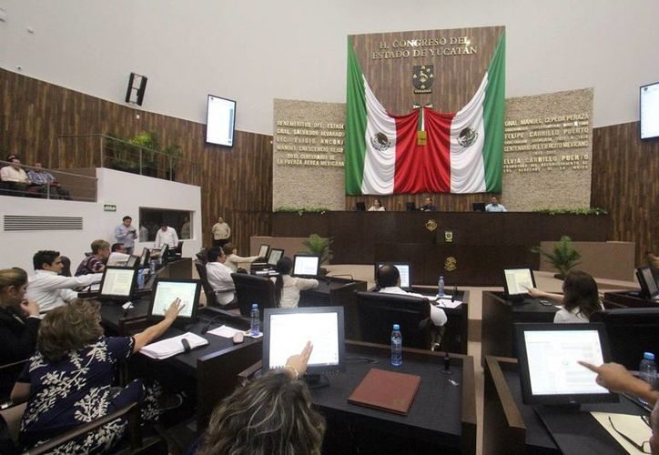 Los legisladores analizarán en comisiones la iniciativa enviada por el Gobierno estatal. (Milenio Novedades)