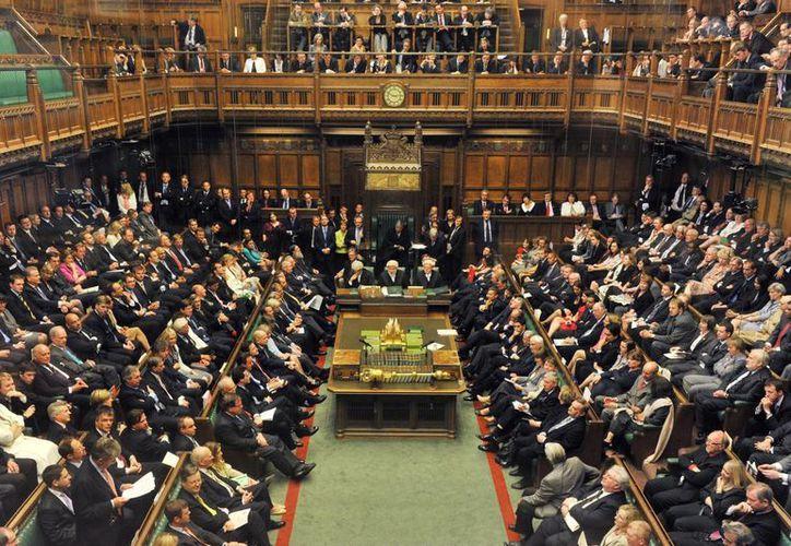 Los miembros del Parlamento británico dijeron votar a favor del 'Brexit' porque respetan la voluntad del electorado. (The House of Commons)