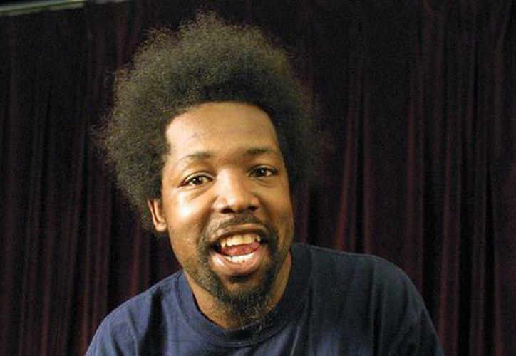Foto de archivo de Afroman, rapero que están en el centro de la polémica por haber agredido, en pleno concierto, a una fan que se se subió al escenario a 'bailarle'. (AP)