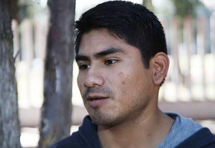 Lino Montes se prepara para los Panamericanos y el Mundial de pesas. (Milenio Novedades)