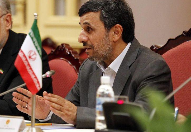El presidente iraní Mahmud Ahmadinejad ha restringido o bloqueado diversas redes. (EFE)